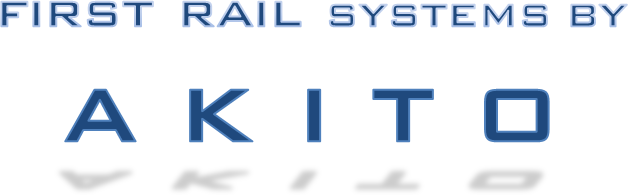 FIRST RAIL SYSTEM BY AKITO
